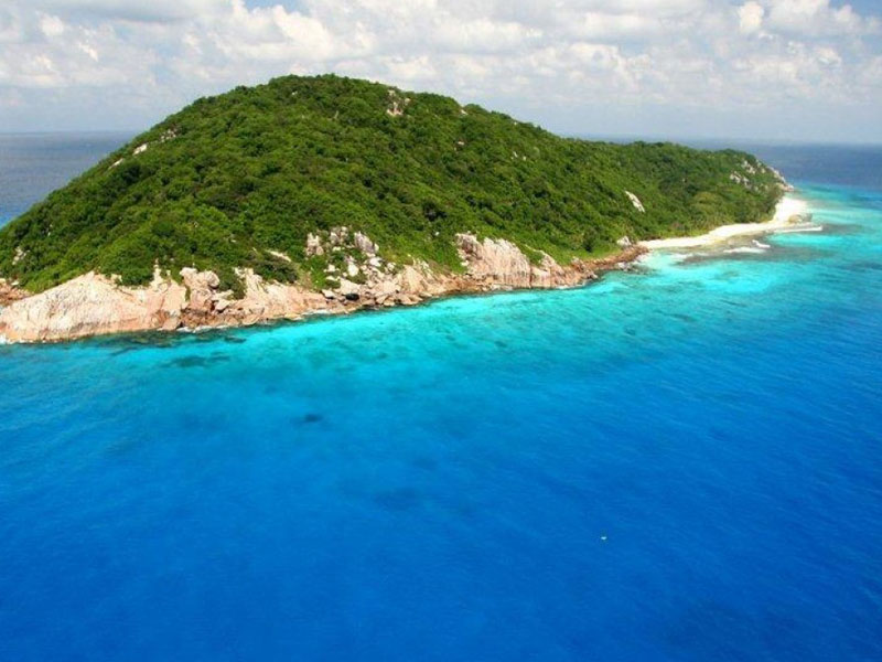 Aride-Island